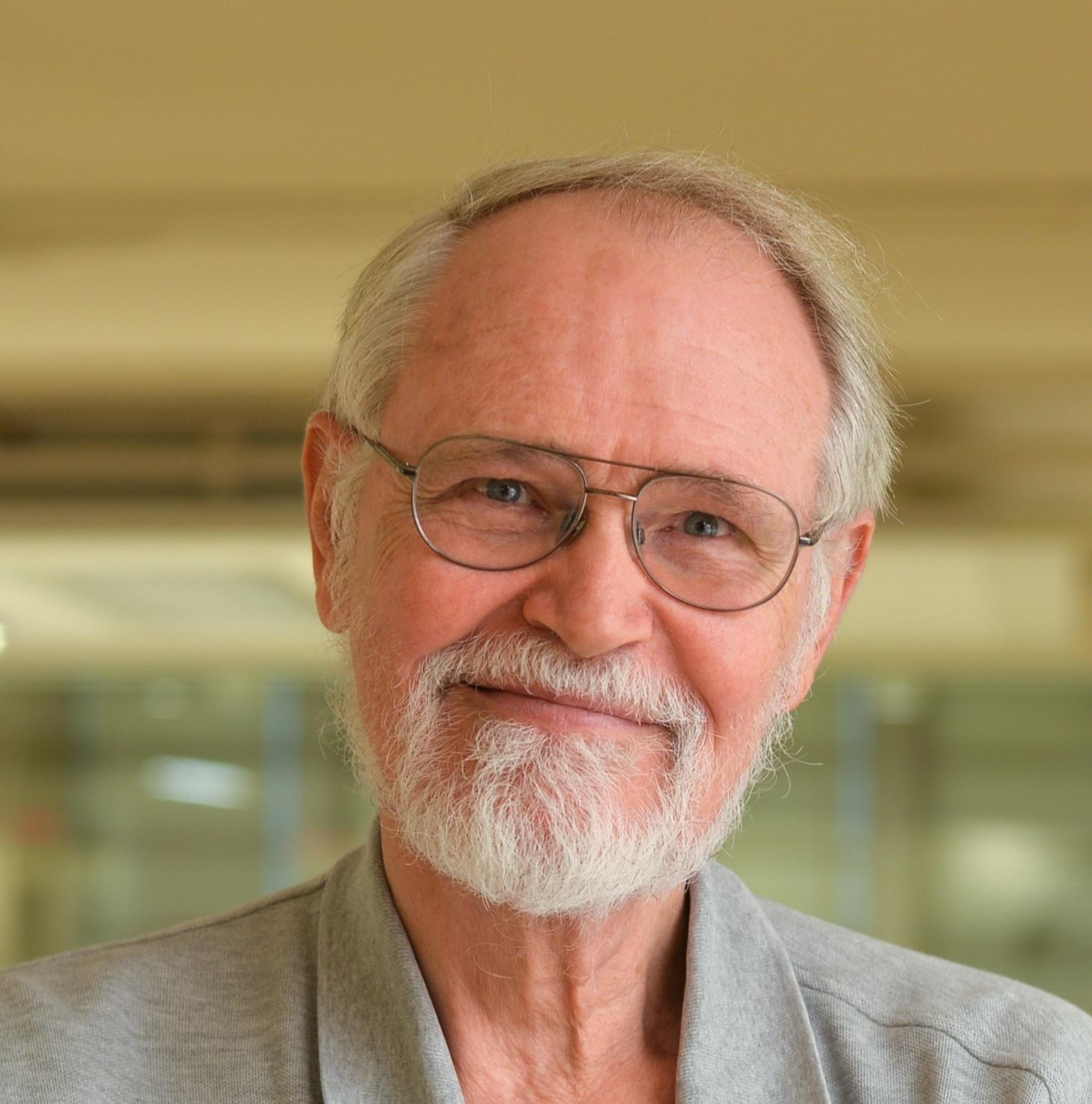Photo of Brian Kernighan
