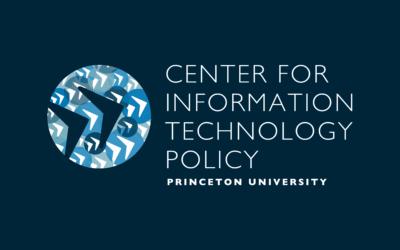 CITP Researchers release Princeton Corpus of Political Emails website