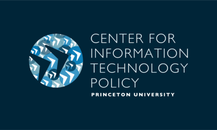 CITP Researchers release Princeton Corpus of Political Emails website