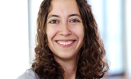 Congratulations to Olga Russakovsky recognized for fighting bias and advancing diversity in AI research