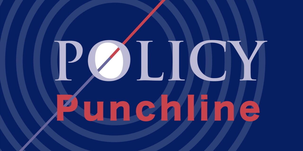 CITP Fellow Annette Zimmermann interviewed about algorithmic justice on Policy Punchline podcast