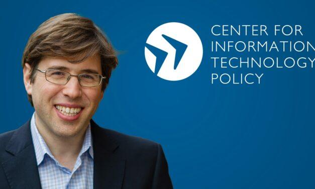 CITP Director Matthew Salganik launches SICSS 2021