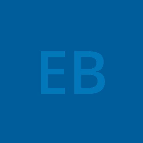 EB initials