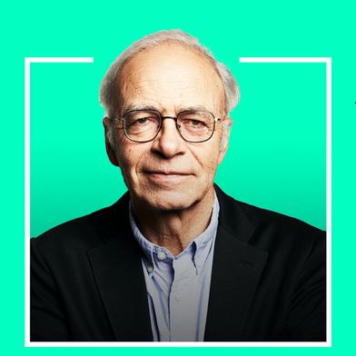 Photo of Peter Singer